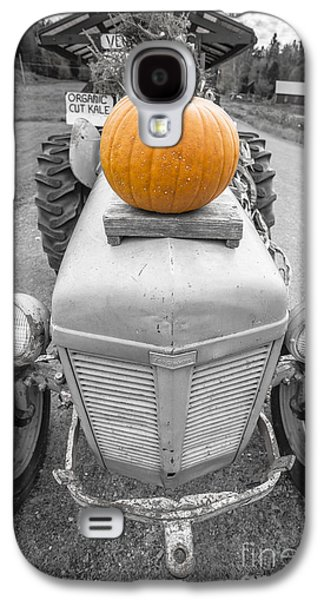 Pumpkins For Sale Vermont Galaxy S4 Case by Edward Fielding