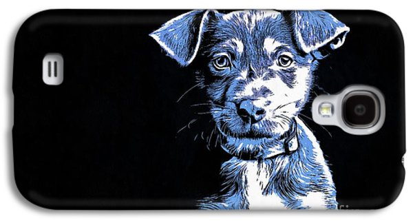 Puppy Dog Graphic Novel  Galaxy S4 Case