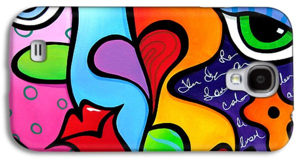 Pure Galaxy S4 Case by Tom Fedro - Fidostudio
