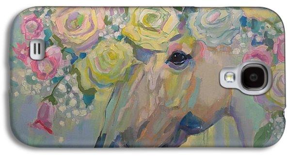 Unicorn Galaxy S4 Case - Purity by Kimberly Santini