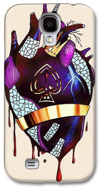 Royal Heart  Galaxy S4 Case