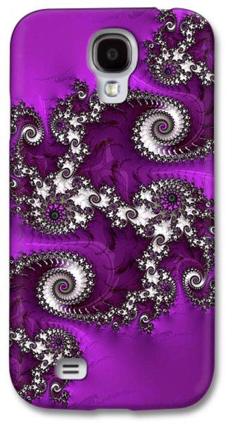 Purple Dragon Galaxy S4 Case