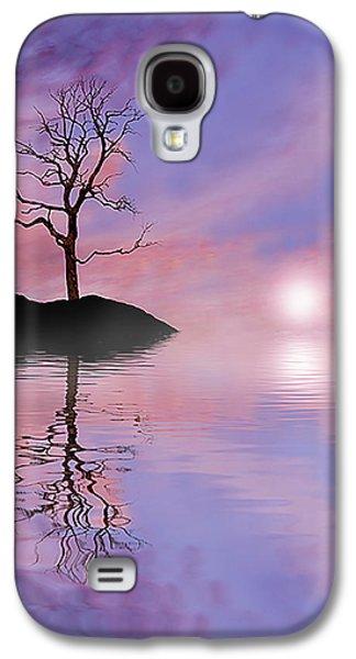 Purple Haze Galaxy S4 Case by Kevin Williams