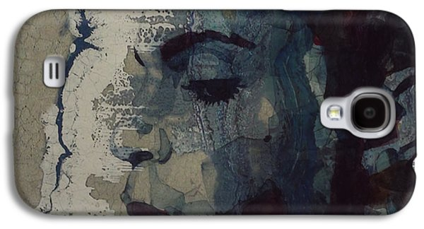 Rhythm And Blues Galaxy S4 Case - Purple Rain - Prince by Paul Lovering