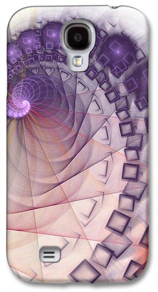 Quantum Gravity Galaxy S4 Case by Anastasiya Malakhova