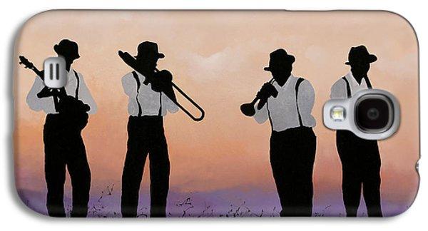 Trumpet Galaxy S4 Case - Quattro by Guido Borelli