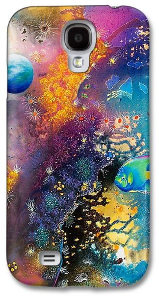 Queen Of The Reef Galaxy S4 Case by Lee Pantas