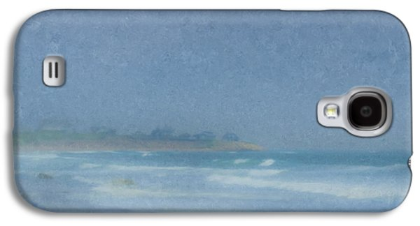 Foggy Afternoon At Little Compton Ri Galaxy S4 Case by Bill McEntee