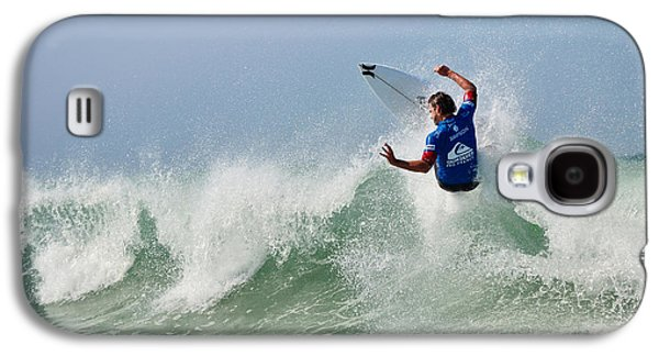 Quiksilver Pro France I Galaxy S4 Case