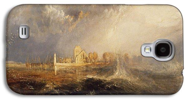 Quillebeuf  Mouth Of The Seine Galaxy S4 Case