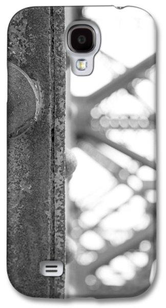 R R B 12 Galaxy S4 Case