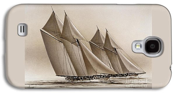 Racing Yachts Galaxy S4 Case