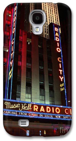 Radio City Music Hall Cirque Du Soleil Zarkana Galaxy S4 Case by Lee Dos Santos