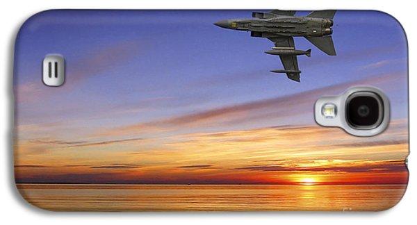 Airplane Galaxy S4 Case - Raf Tornado Gr4 by Smart Aviation