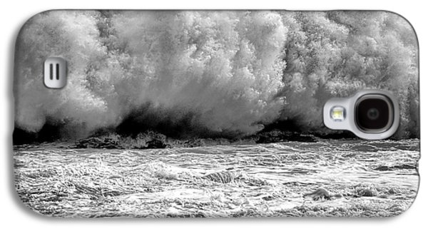 Raging Water Galaxy S4 Case by Olivier Le Queinec
