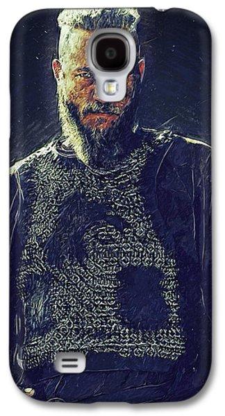 Ragnar Lothbrok Galaxy S4 Case