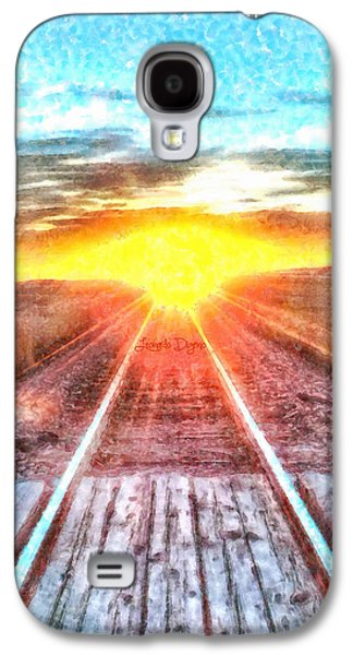 Railroad To Sun - Da Galaxy S4 Case