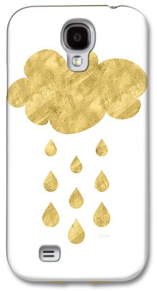 Rain Cloud- Art By Linda Woods Galaxy S4 Case