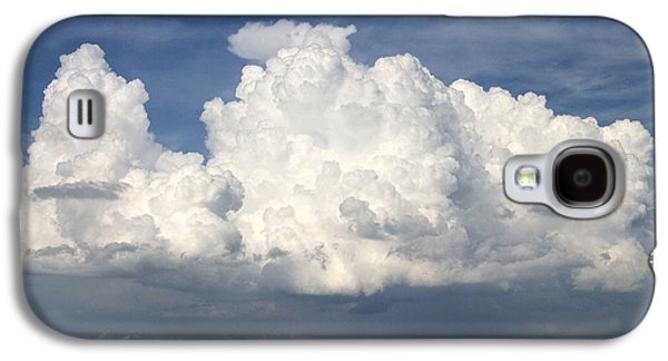 Rain Clouds Over Lake Apopka Galaxy S4 Case by Carl Purcell