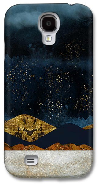 Landscapes Galaxy S4 Case - Rain by Katherine Smit