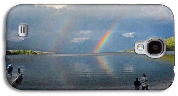 Rainbow 1 Galaxy S4 Case by Marty Koch