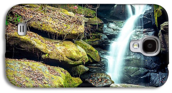 Rainbow Falls At Dismals Canyon Galaxy S4 Case