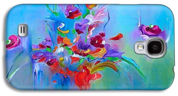 Rainbow Fantasy Galaxy S4 Case by Viktoriya Sirris
