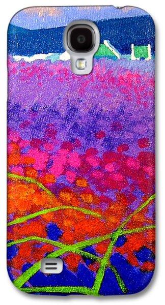 Rainbow Meadow Galaxy S4 Case by John  Nolan