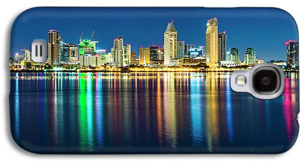 Rainbow On The Water Galaxy S4 Case