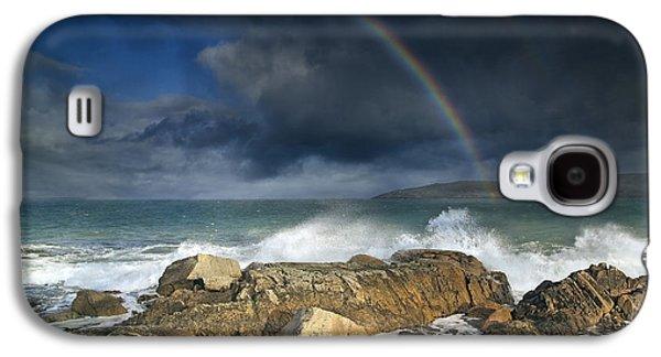 Rainbow To Heaven Shamrock Shores  Galaxy S4 Case