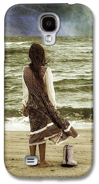 Dress Photographs Galaxy S4 Cases - Rainy Day Galaxy S4 Case by Joana Kruse