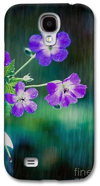 Rainy Days And Mondays Galaxy S4 Case by Jan Bickerton