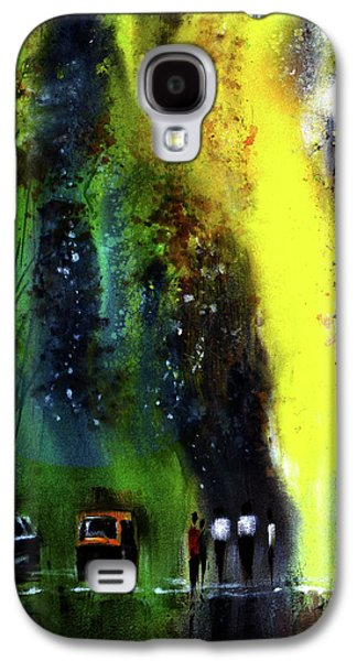 Rainy Evening Galaxy S4 Case by Anil Nene