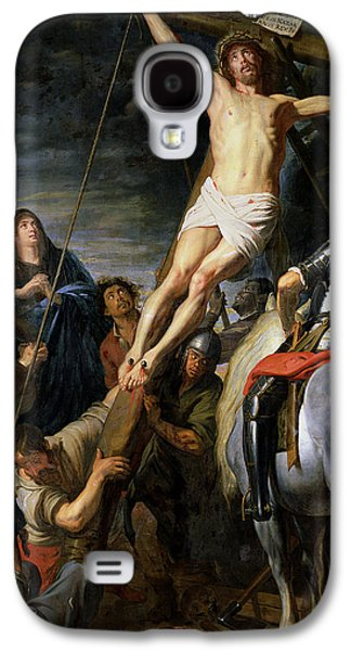 Raising The Cross Galaxy S4 Case by Gaspar de Crayer