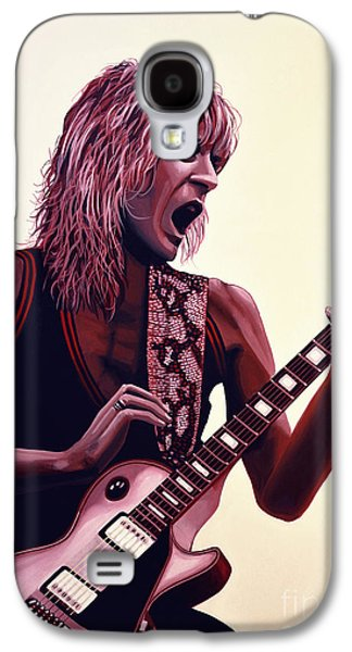 Randy Rhoads Galaxy S4 Case by Paul Meijering