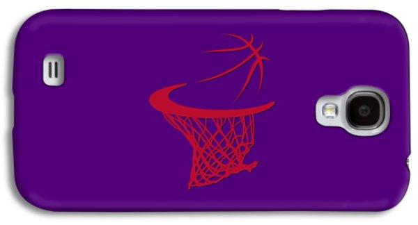 Raptors Basketball Hoop Galaxy S4 Case