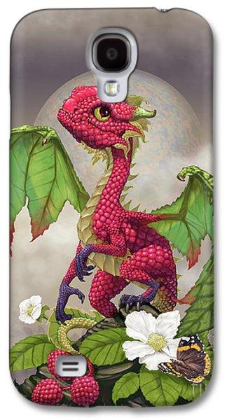 Raspberry Dragon Galaxy S4 Case