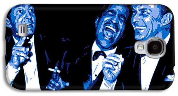Rat Pack At Carnegie Hall Galaxy S4 Case