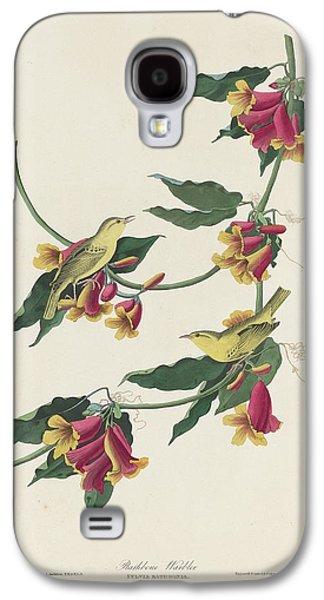 Warbler Galaxy S4 Case - Rathbone Warbler by Dreyer Wildlife Print Collections