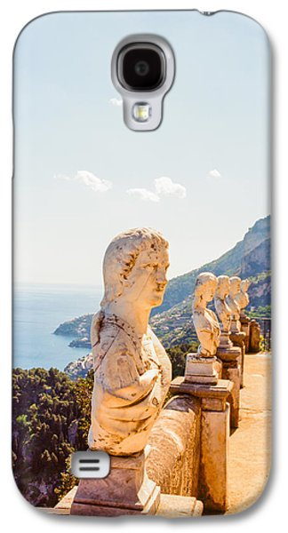 Ravello Amalfi Coast Italy Galaxy S4 Case by Ariane Moshayedi