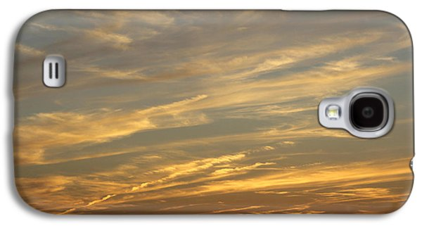 Colorful Cloud Formations Galaxy S4 Cases - Reach for the Sky 7 Galaxy S4 Case by Mike McGlothlen