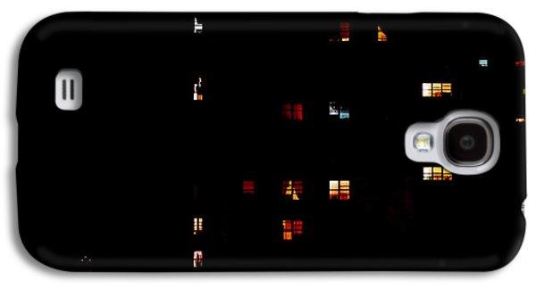 Rear Windows Galaxy S4 Case