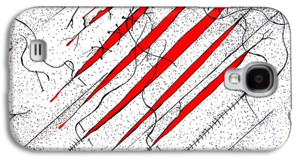 Recovering From The Hurt Galaxy S4 Case by Dwayne Hamilton