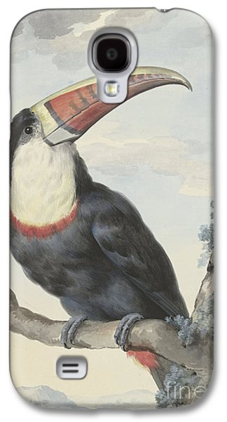 Red Billed Toucan, 1748  Galaxy S4 Case