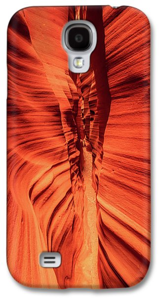 Red Breaks Galaxy S4 Case by Johnny Adolphson