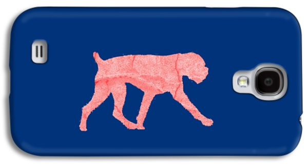 Red Dog Tee Galaxy S4 Case