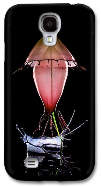 Red Lamp Galaxy S4 Case by Jaroslaw Blaminsky