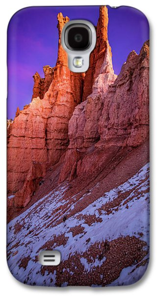 Red Peaks Galaxy S4 Case by Edgars Erglis