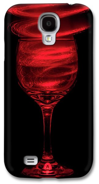 Red Red Wine Galaxy S4 Case