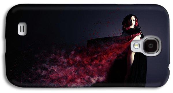 Red Riding Hood Galaxy S4 Case by Nichola Denny